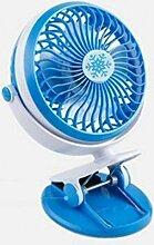 Mini USB Ventilator Clip Fan mit 360°Automatische