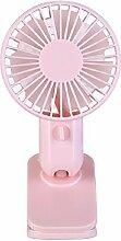 Mini Ventilator Fan USB Clip Kleine Ventilator