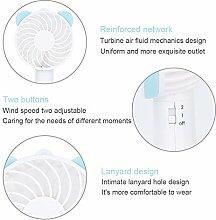 Mini-Ventilator mit niedlichen Bärenohren,