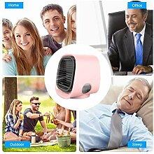 Mini-Ventilator, tragbar, Klimaanlage,