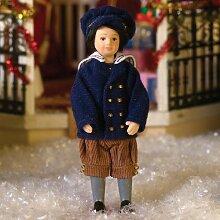 Miniatur Puppenhaus 1:12, nostalgische Accessoires, Bub