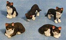 Miniatur Puppenhaus 1:12, nostalgische