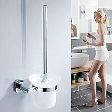 Minimalistische kreative Cu alle WC-Bürste Kit, Pflegeprodukte, Metallaufhänger wc WC Bürstenhalter Bürstenkopf wc Schüssel Regal