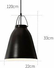 minimalistisches Cafe Lampe, personalisierte