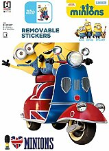 Minions - Despicable Me - SCOOTER / ROLLER -