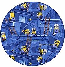 Minions HEVO® Spielteppich | Kinderteppich 200 cm