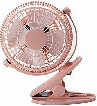Minischreibtisch-Ventilator, 360 ° Auto
