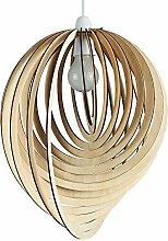 MiniSun – Moderner tropfenförmiger Lampenschirm