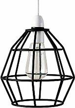 MiniSun - Schöner retro Lampenschirm im offenen