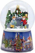 Minium Collection 20069 Nostalgie-Schneekugel
