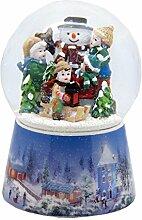 Minium Collection 20070 Nostalgie-Schneekugel