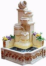 MinMin Crafts - Kreativer Feng Shui Brunnen mit