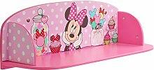 Minni Maus Regal Bücherregal Ablagefach Kinderregal Disney Minnie Mouse 654651