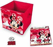 Minnie Mouse Disney Disney Faltbox Aufbewahrungsbox