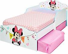 Minnie Mouse - Lit pour enfants avec espace de