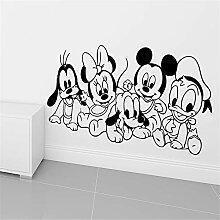 Wandtattoo Kinderzimmer Disney: Riesenauswahl zu TOP Preisen ...