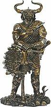 Minotaurus bronziert griechische Mythologie