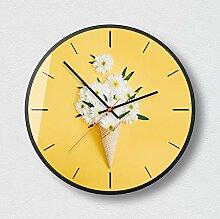 MINRAN DECOR A Kunst Wanduhr Home Uhr Nordic