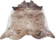 MINT RUGS Fellteppich Milton, fellförmig, 6 mm