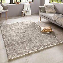 Mint Rugs Superior Weicher Kunstfell Teppich,