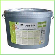 Mipasan Fassadenfarbe mit Abperleffekt,12,5Ltr. Lotuseffek