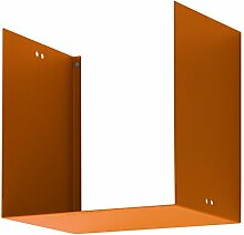 Mipiacemolto Geometric One Regal, Metall, Orange
