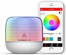MiPow Playbulb Candle 2 - LED-Teelicht mit