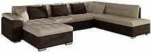 Mirjan24  Eckcouch Ecksofa Niko! Design Sofa