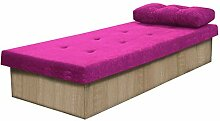 Mirjan24  Einzelbett Berta, Sitzfläche mit