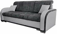 Mirjan24  Schlafsofa Avio III Schlafcouch, Couch,