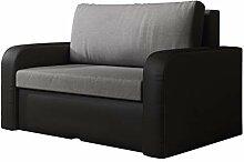 Mirjan24  Schlafsofa Matti II, Couch mit