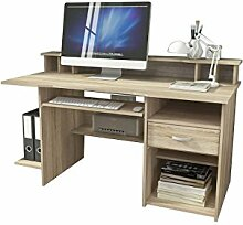Mirjan24  Schreibtisch Giga 4, Arbeitstisch mit