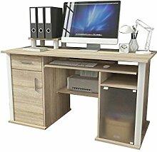 Mirjan24  Schreibtisch Spectrum Arbeitstisch mit