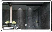Mirror LED-Wandspiegel mit nur Einem Tastendruck
