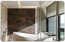 Mirror Spiegel - Bad, Wandmontage Rahmenlos, Hotel