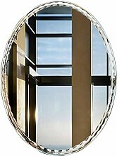 Mirror Spiegel/Frameless Wandbehang Oval