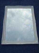 MirrorOutlet Großes rustikales Kapelle Fenster