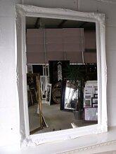 MirrorOutlet Weiß Antik Stil Shabby Chic