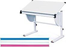 Mirsa Schreibtisch weiss Computertisch