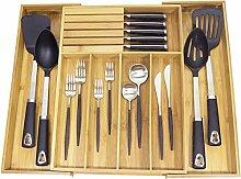 Misc Home erweiterbar Bambus Küche Organizer mit