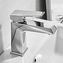 Mischwasser doppelte einfache Waschtischarmatur