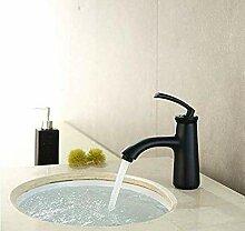 Mischwasser wasserhahn schwarz bad wasserhahn