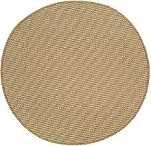 misento Sisal Teppich aus 100% Naturfaser