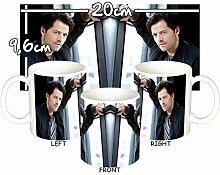 Misha Collins Tasse Mug