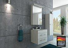 MISPA© Badezimmer Badmöbel-Komplett-Set inkl.