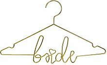 Miss Lovely Kleiderbügel Bride aus Metall in