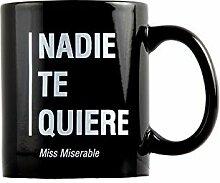 Miss miserable Botschaft Niemand möchte Tasse