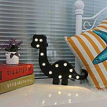 Missley Dinosaur LED Nachtlicht Lampe Tischlampe