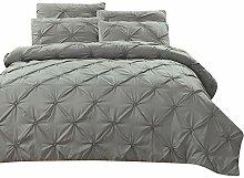 MISSMAO Baumwolle Bettwäsche Bettbezüge mit