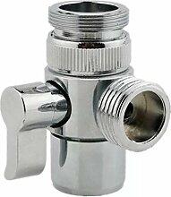 missmin Wasserhahn lenken die Ventil/Adapter auf